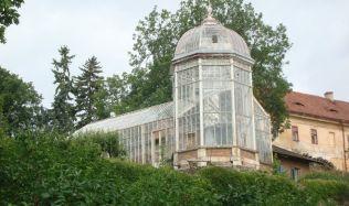 Zámecký historický skleník ve Valči čeká rekonstrukce