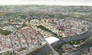 Zastupitelé Prahy schválili další postup v přípravě koncertního sálu na Vltavské