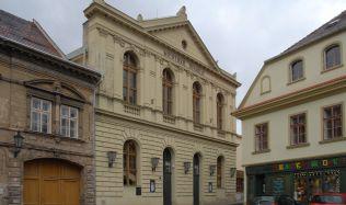 Žatecké divadlo čeká rekonstrukce. Má odhalit prvky zakryté za minulého režimu