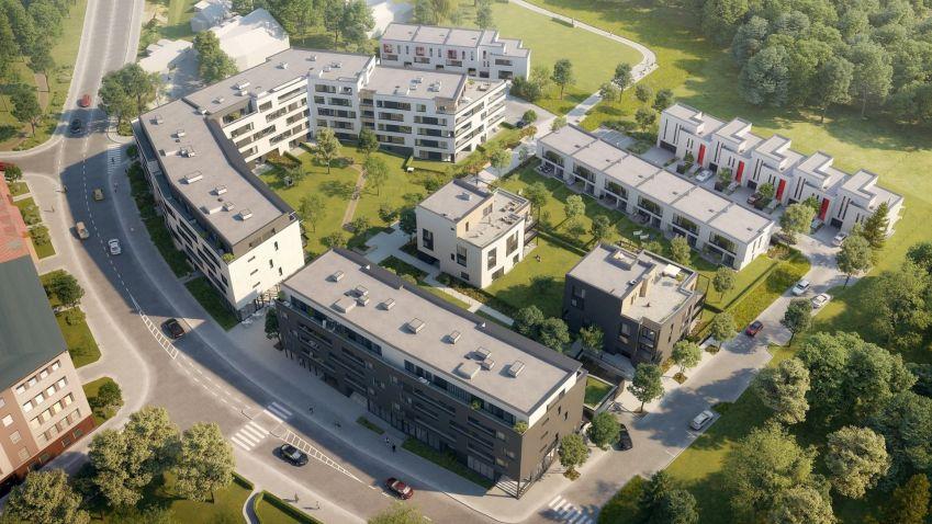 Zatímco ceny rostou, zájem o nové byty zůstává