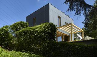 Zblízka: rodinné domy od architektonické kanceláře Stempel & Tesař