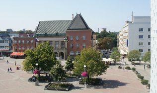 Zlín vyhlásil architektonickou soutěž na přestavbu náměstí Míru