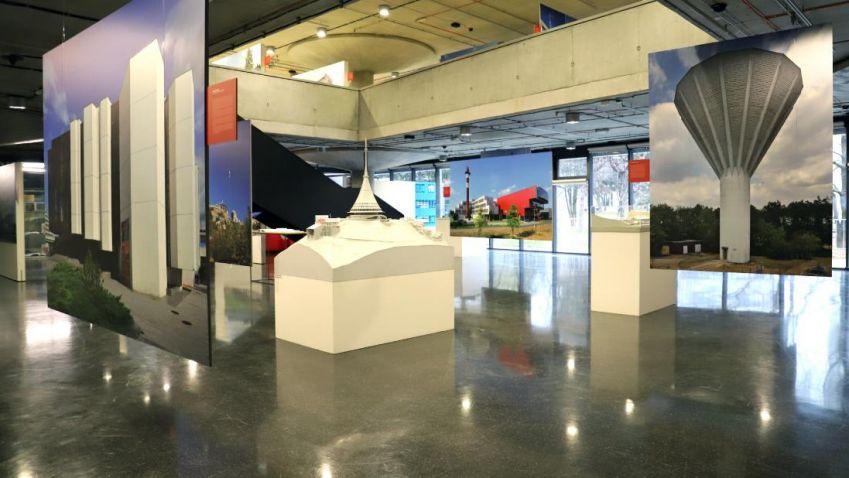 Známé i méně známé perly české architektury představuje výstava Galerie NTK a Národního památkového ústavu