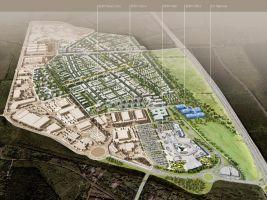 zdroj Bory Popisek: Zóny v nové čtvrti