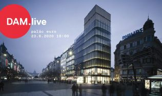Zveme na DAM.live! Tentokrát o Paláci Euro